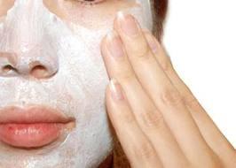 Mascarilla facial de miel y yogurt para pieles secas