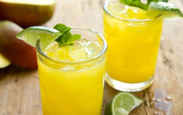 Receta de Agua de Mango