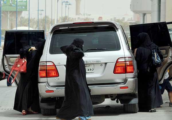 Plantar cara al rey saudí