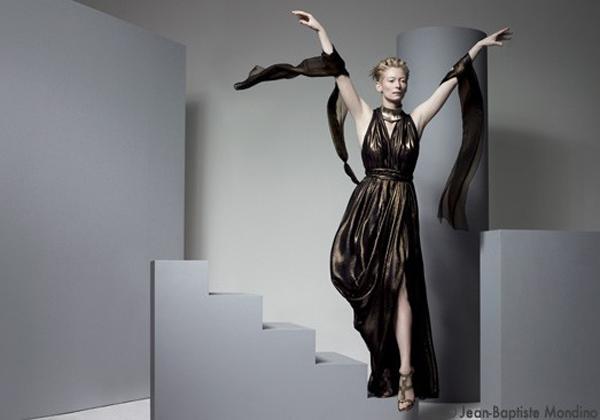 Tilda Swinton: Belleza Divina