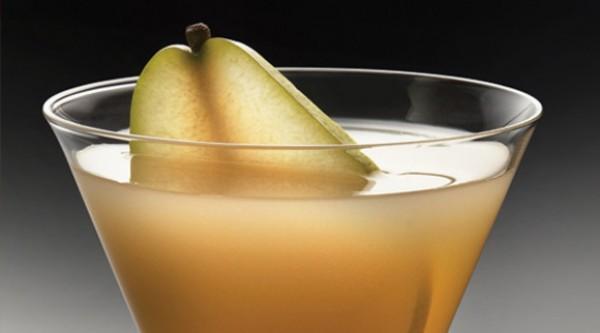 Receta de Cocktail de Vodka con Pera