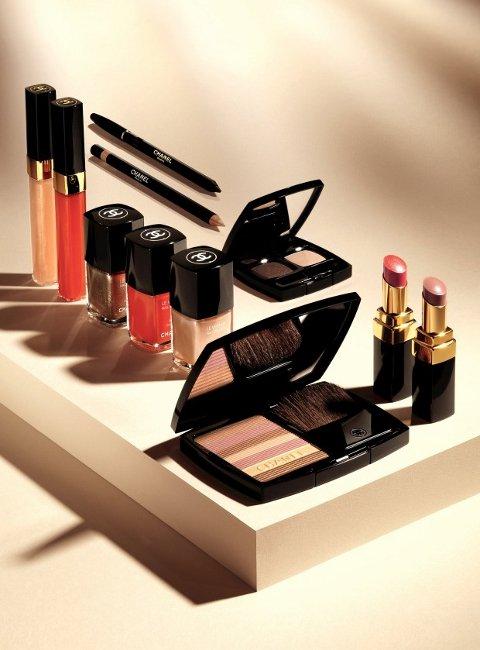 Colección SummerTime 2012 de Chanel