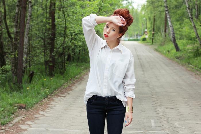 El moño alto será el peinado del verano de 2012