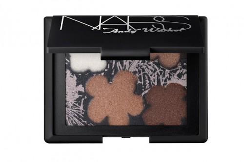 Mini paletas de Nars inspiradas en Andy Warhol para el otoño de 2012