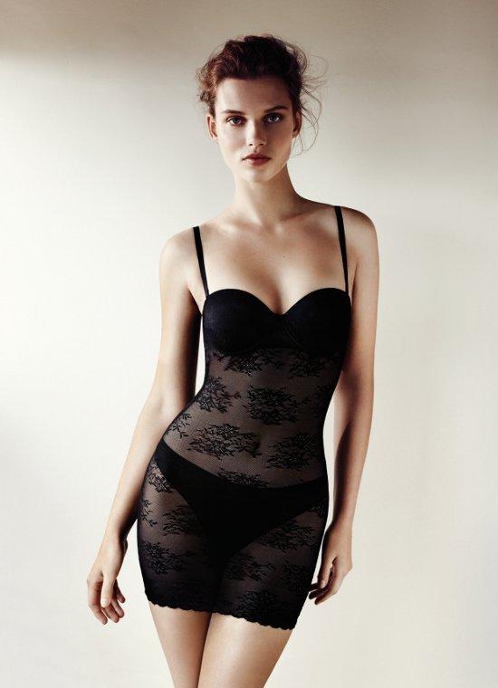 W'Shape de encaje, la ropa interior moldeadora de Women'Secret