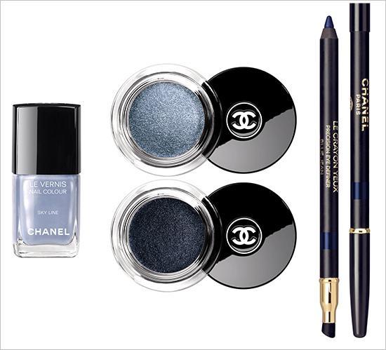 Bleu Illusion, la nueva colección de Chanel para el otoño de 2012
