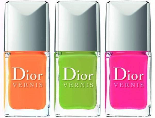 Colección crucero 2013 by Dior, esmaltes de uñas para las más atrevidas