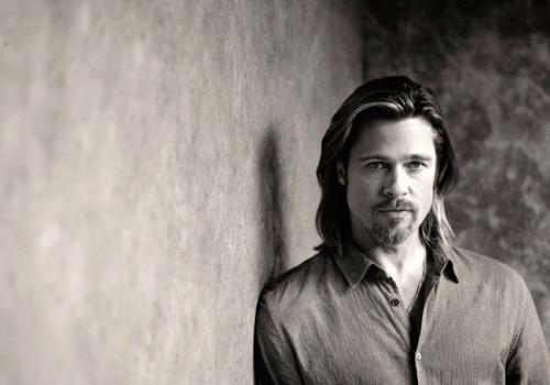 Brad Pitt para la fragancia de Chanel nº5