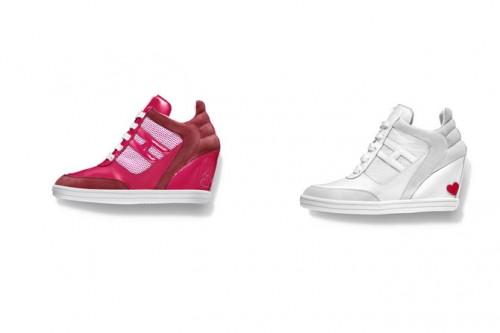 Sneakers, el calzado para esta nueva temporada