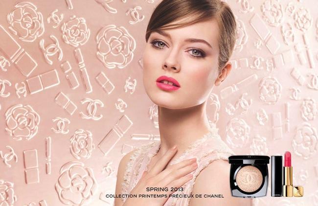 Colección Primavera 2013 de Chanel, adelanto