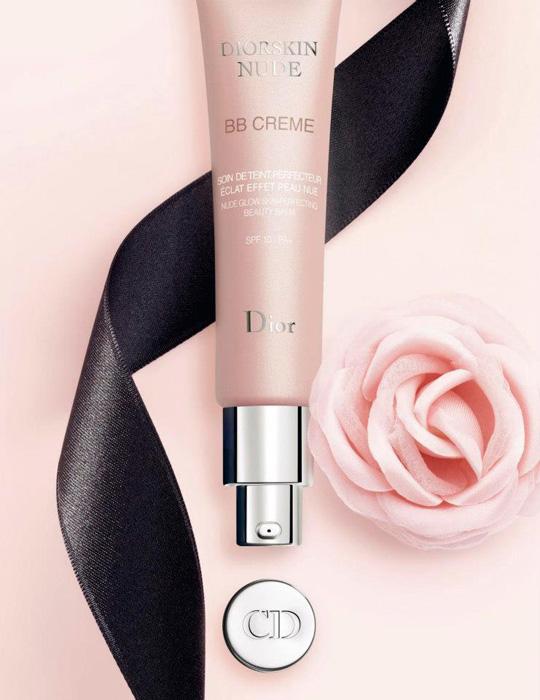 Diorskin Nude, la BB Cream de Dior