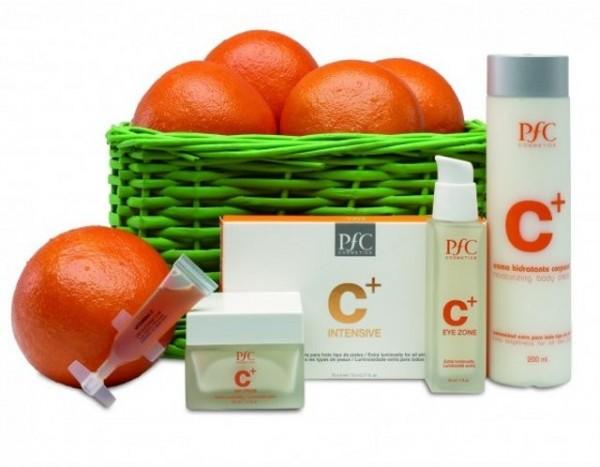 Línea Vitamina C+ de PfC Cosmetics, lo mejor para la primavera