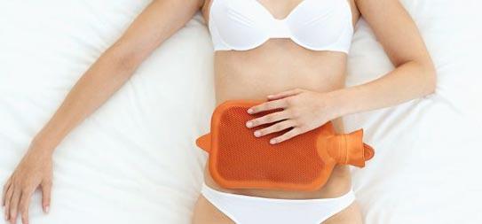 Consejos para reducir el dolor menstrual (I)