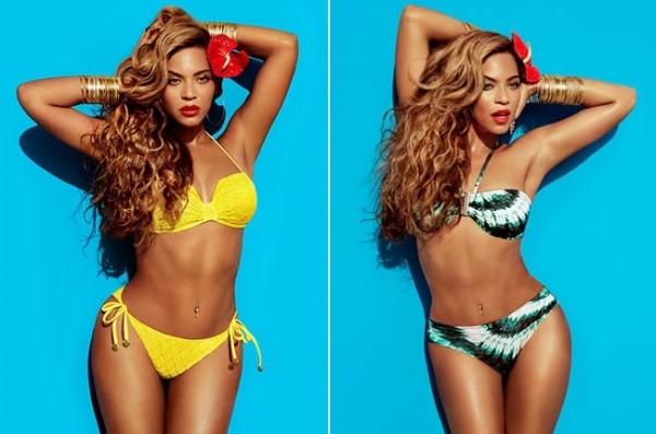 Beyoncé y su oposición a los retoques fotográficos