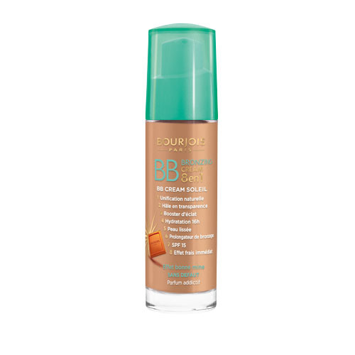 BB Bronzing Cream 8 en 1 by Bourjois, la BB del verano
