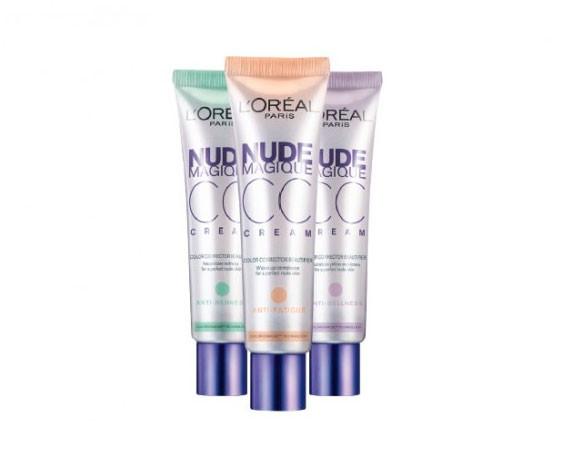 L'Oréal saca al mercado tres CC Creams