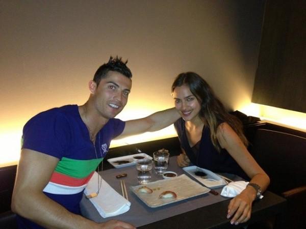 Cristiano Ronaldo solo quiere estar con su novia Irina
