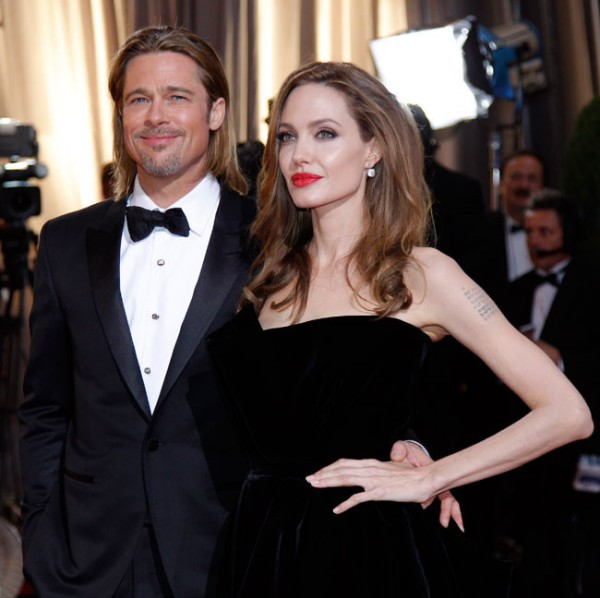 Nuevos rumores sobre la boda de Brad y Angelina