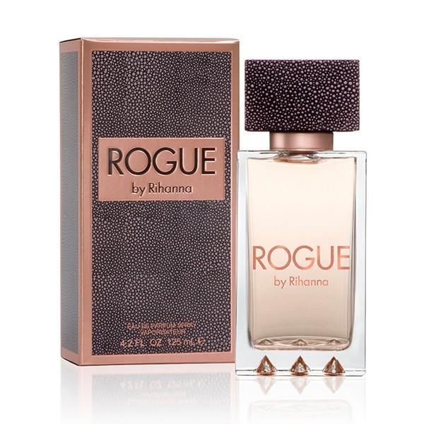 Rogue, la nueva fragancia de Rihanna