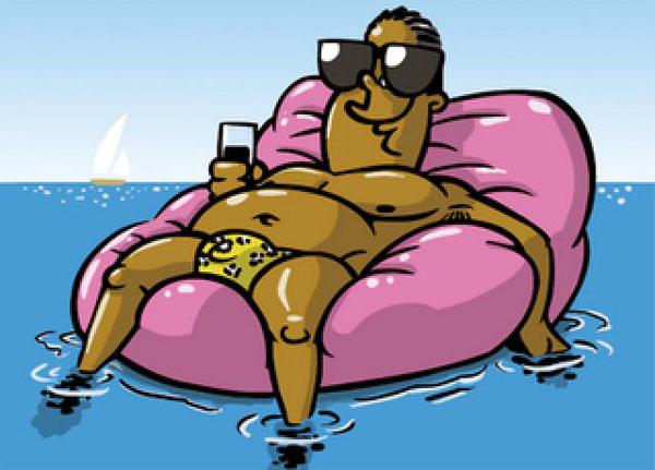 ¿Cuánto engordamos en vacaciones?