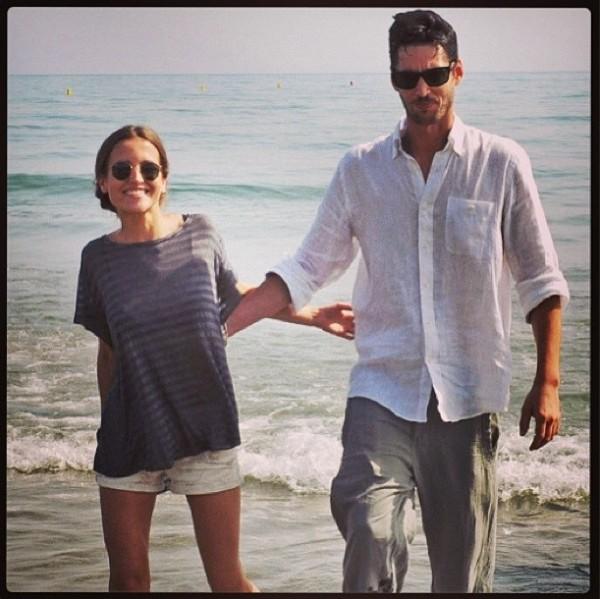 Ana Fernández y su novio de vacaciones, ¡Mejor que nunca!