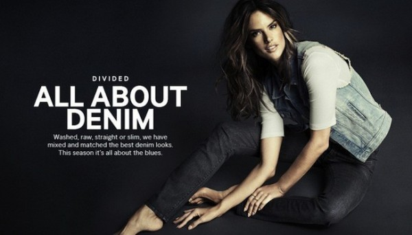 Alessandra Ambrosio, ahora también para H&M