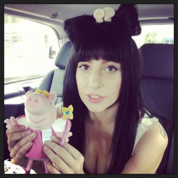 Lady Gaga, ahora un regalo para una novia