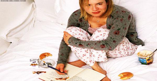 Bridget Jones enviuda en el tercer libro