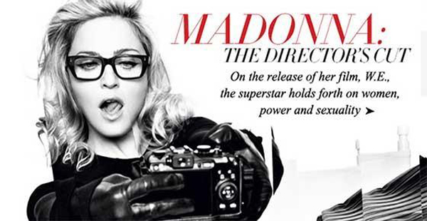 Madonna: violada en los años 60
