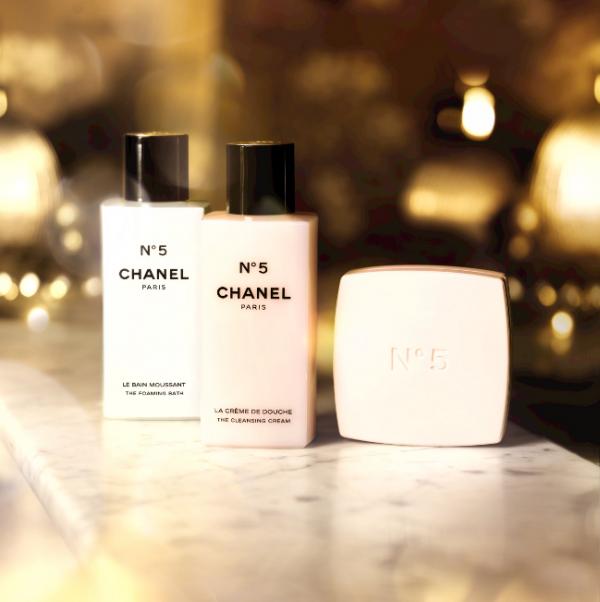 El aroma mítico del Nº5 de Chanel se amplía