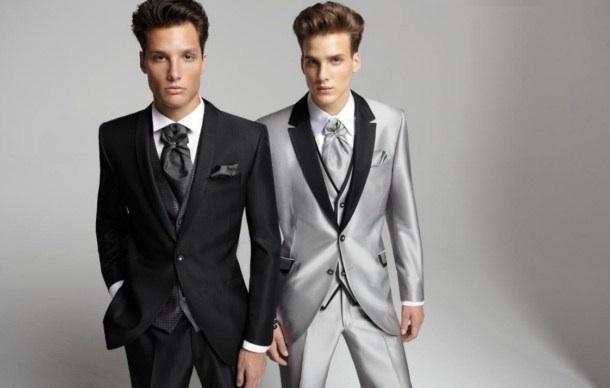 Los novios también se maquillan el día de la boda (III)