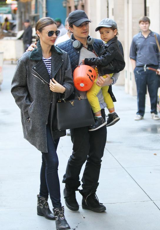 Miranda y Orlando, juntos en Nueva York