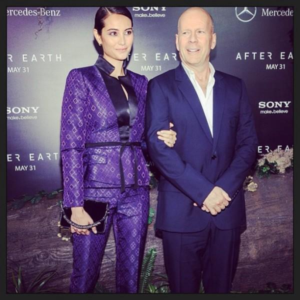 Bruce Willis, padre de nuevo