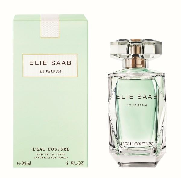 L'Eau Couture, la nueva fragancia de Elie Saab