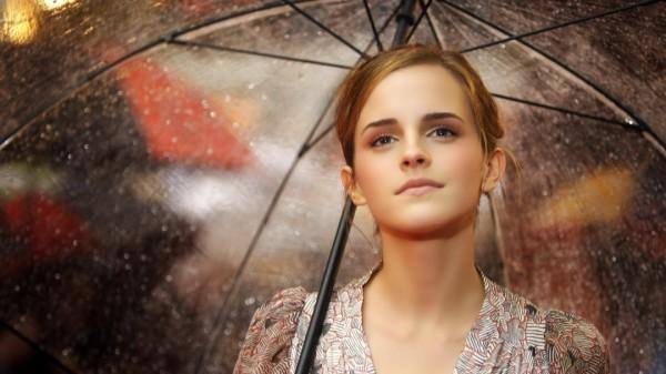 Emma Watson, centrada y sin novio