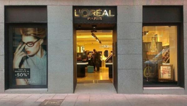 l'Oréal abre su primera boutique exclusiva en España