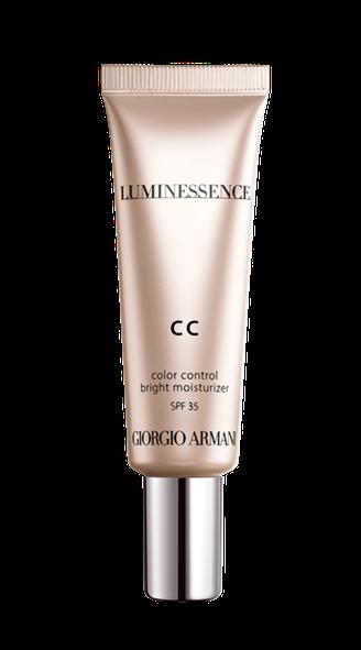 La CC Cream Luminessence de Giorgio Armani