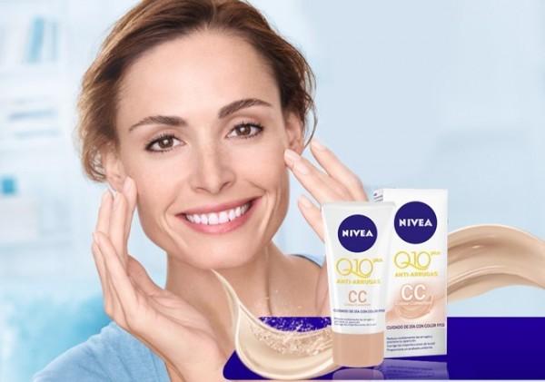 Nivea también opta por las CC Cream