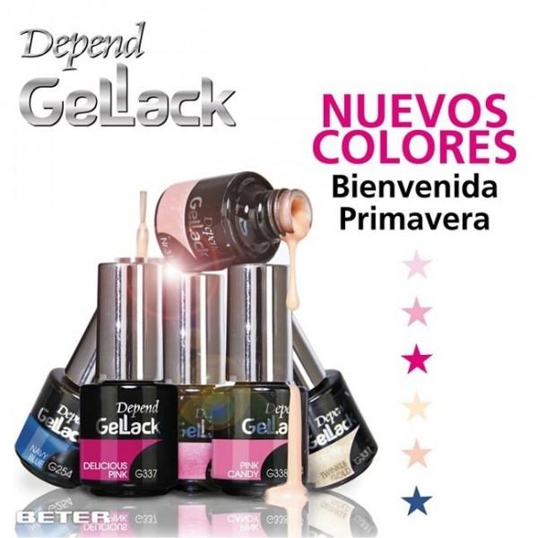 GelLack, los nuevos esmaltes de Beter para la primavera 2014