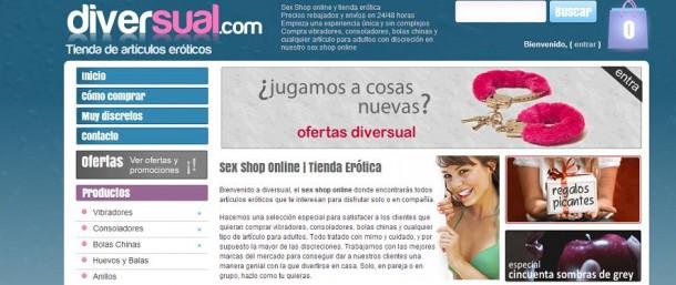 Los sexshops online, una buena opción para ahorrar y disfrutar
