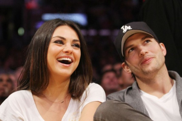 Mila Kunis y Ashton Kutcher están embarazados