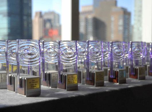 FIFI Awards 2014, resultados de los premios