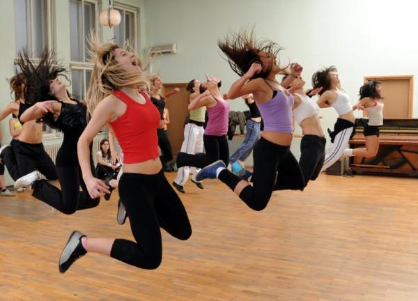 Zumba, el ejercicio de moda con el que no pararemos de bailar