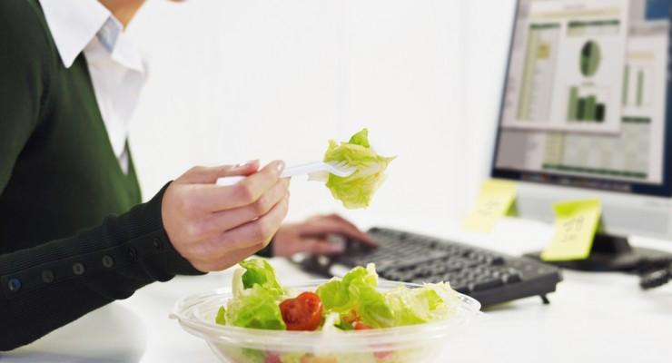 Consejos sobre cómo cuidar la dieta en el trabajo (II)