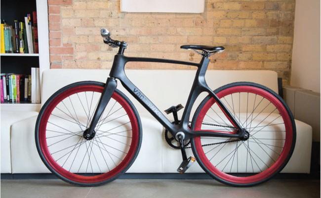 Valour, una bicicleta cuantificadora