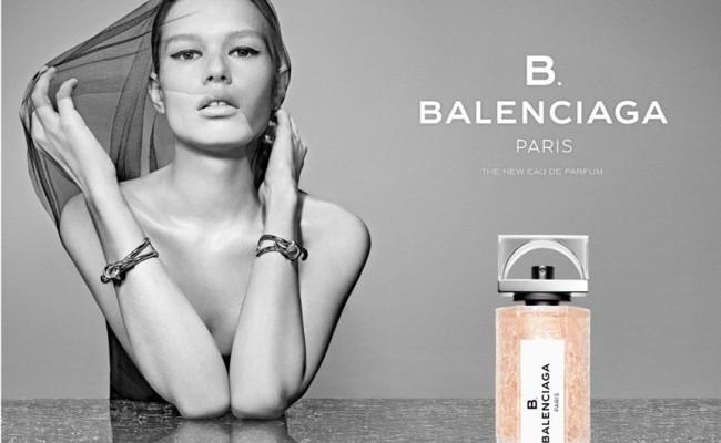 B Balenciaga de Alexander Wang, el nuevo perfume