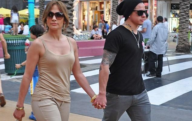 Jennifer López y Casper Smart han roto su relación