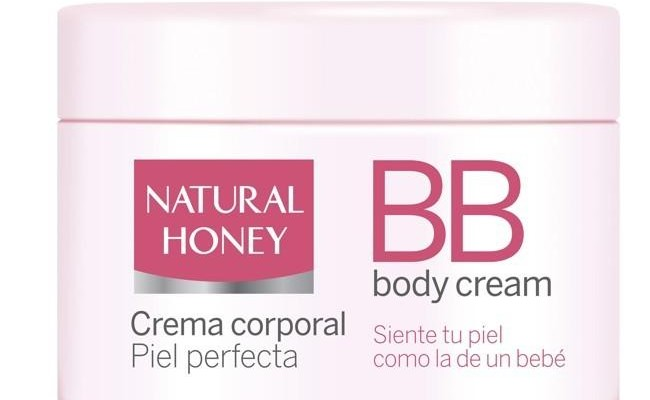 Natural Honey ha presentado dos BB Cream corporales