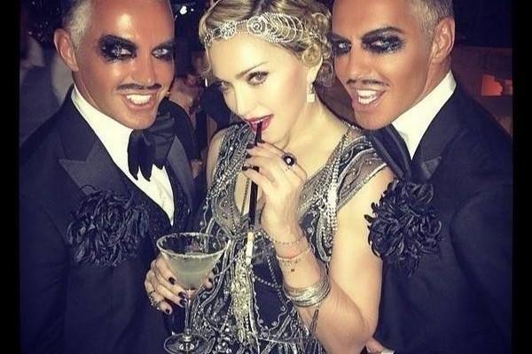Madonna ya ha celebrado sus 56 veranos por todo lo alto