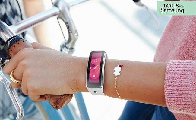 Samsung y Tous crean un smartwatch inteligente y de moda